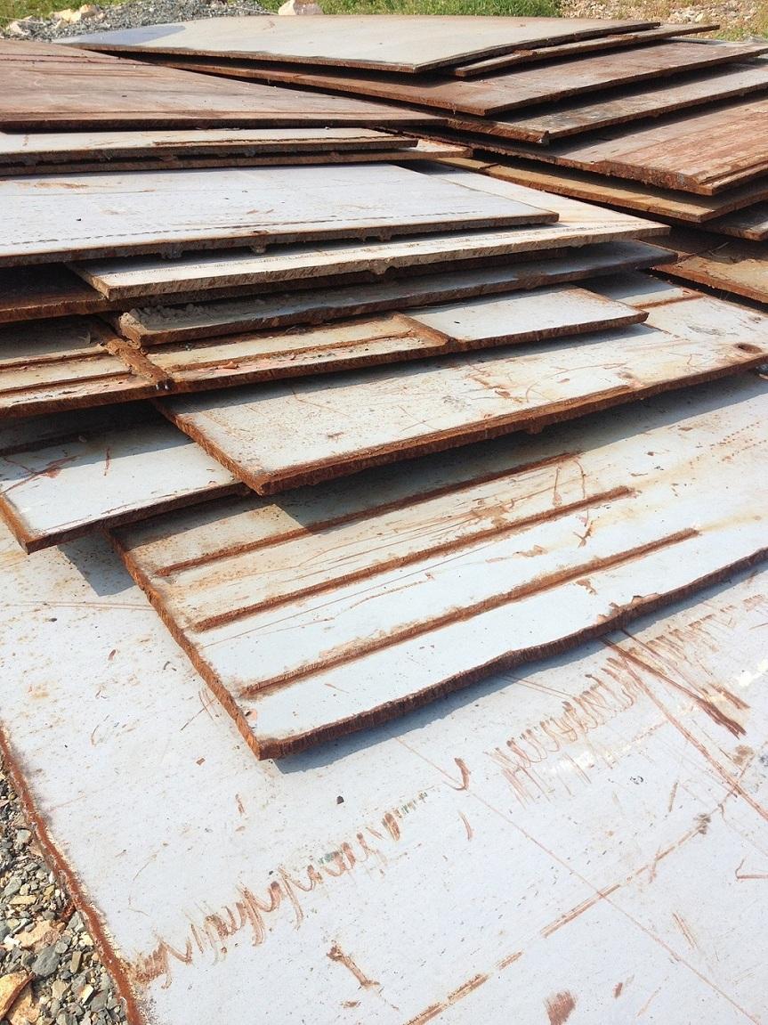 路基板,规格板,旧船板,废旧钢板
