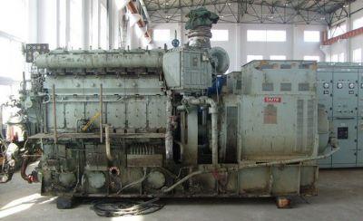 产品库-柴油机发电机组-动力装置-柴油机