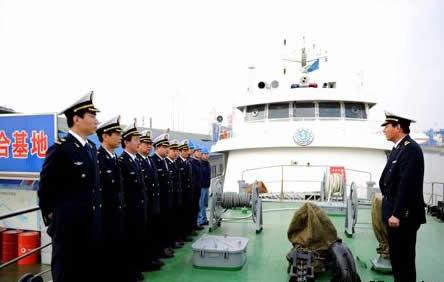 江苏海事局开展科学安全监管体系建设为长江江苏段输出安管样本
