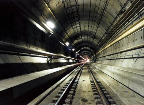 英吉利海峡隧道