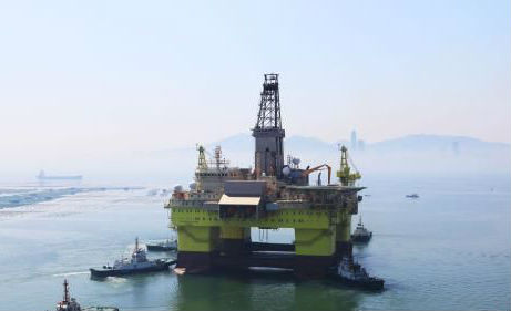 中国海工走向深海造世界最深半潜式钻井平台