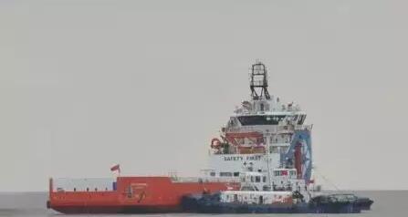 今年5月10日,由外高桥海工为pacific radiance建造的psv系列h1351船
