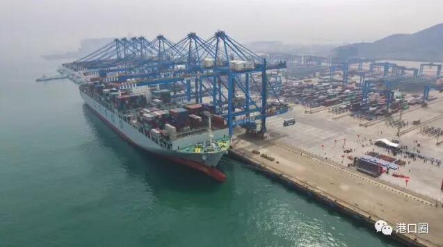 青岛港全自动化码头今日投运,你想知道的一切都在这里