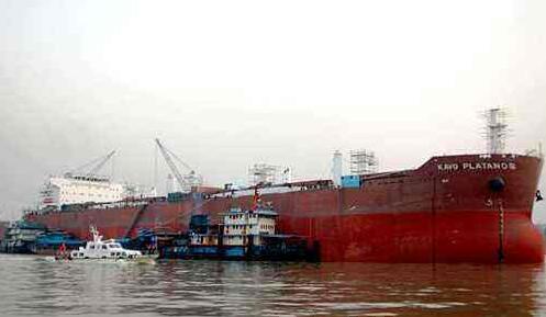 船舶吨税法最快可以在今年内获得全国人大通过