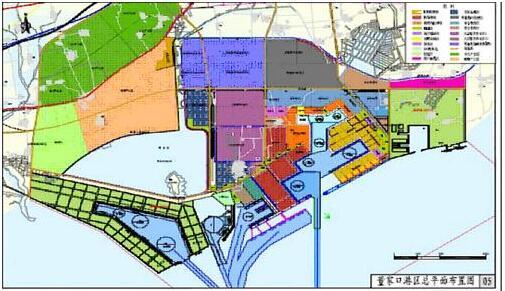 青岛港拟与中石油在董家口港区设立合营公司