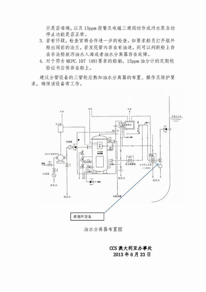 船舶电器电路图